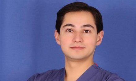 Médicos logran exitoso implante de dedo a joven de 19 años de edad