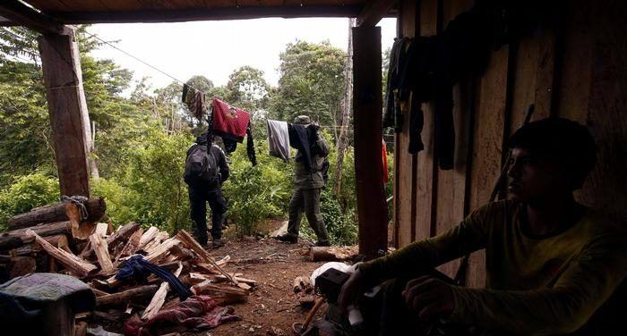 Sigue aumentando el número de masacres en Colombia