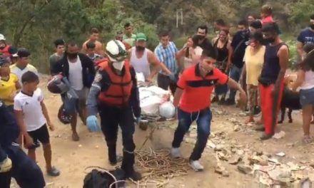 Joven se lanzó a un río en Santander tras enterarse de la muerte de su novia