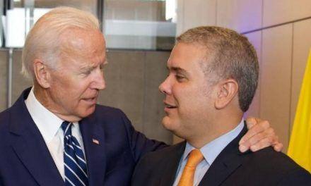 Esta fue la respuesta que emitió Duque al comunicado del presidente Joe Biden