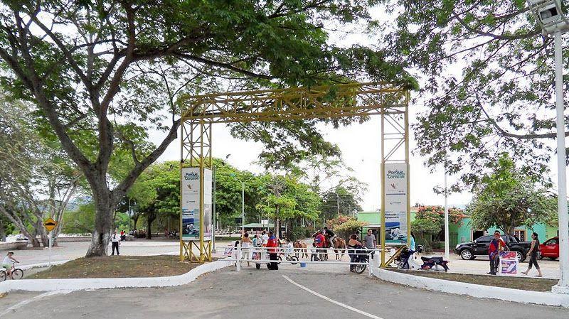 Así se veía el Parque hace algunos años.