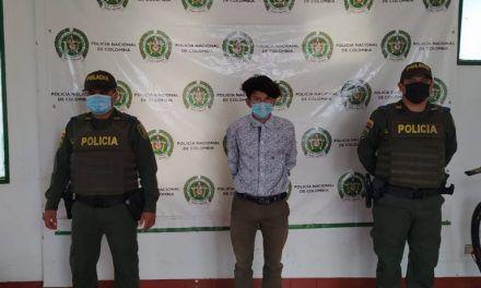 En el Agrado fue detenido presunto abusador de un menor de 14 años