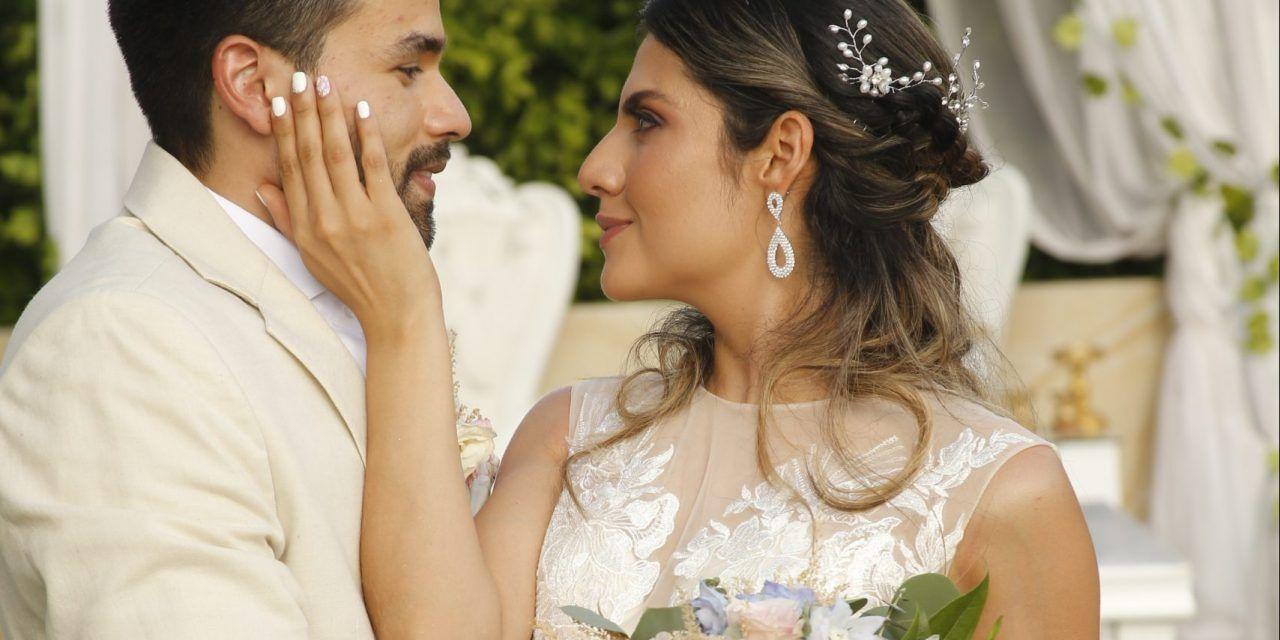 Matrimonio Carolina Díaz y Sergio Andrés Ayala