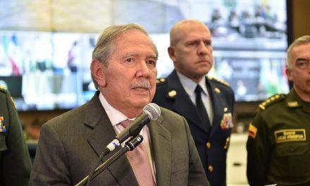 Ex ministro de defensa Guillermo Botero, es el nuevo embajador de Colombia en Chile