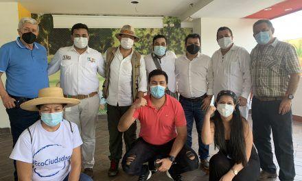 Empresarios y líderes políticos del Huila se reunieron por el pacto histórico