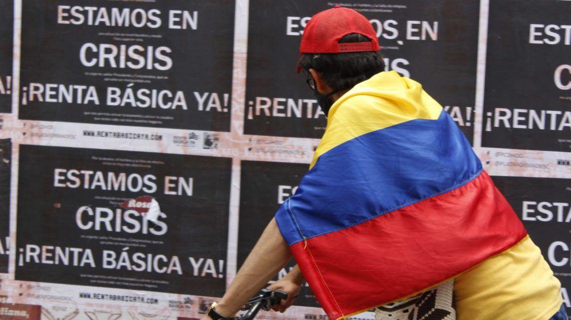 Renta básica beneficiaría a 30 millones de colombianos