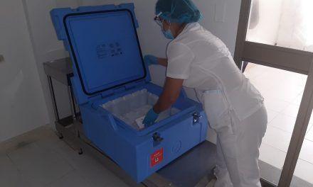 Así llegarán las vacunas al Huila