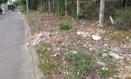 Mansiones del Norte y sus basureros