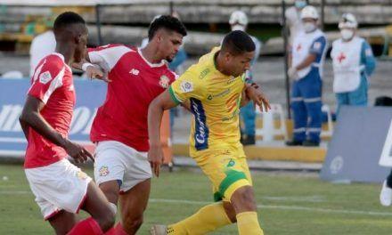 Barranquilla y Huila no se hicieron daño en el Romelio Martínez
