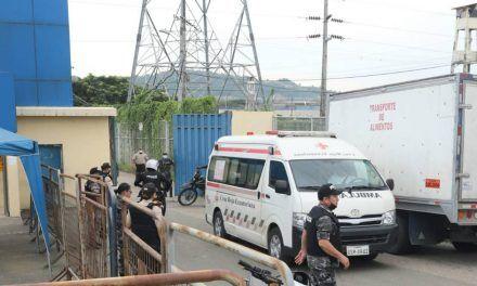 Al menos 50 muertos en amotinamientos en cárceles de Ecuador