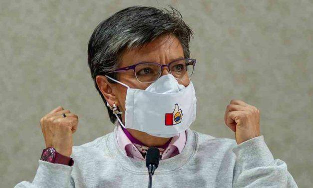 """""""Hemos superado el pico de la segunda ola de COVID19"""": Claudia López"""