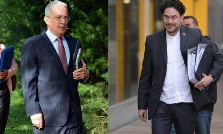 Iván Cepeda denunció irregularidades en el proceso contra Uribe