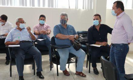 Alcaldía socializa proyectos ante el Concejo de Neiva