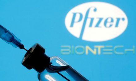Primeras vacunas Pfizer llegan este fin de semana al país