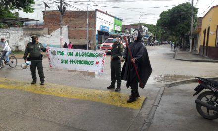 Policía de Algeciras adelanta campaña para la prevención de homicidios