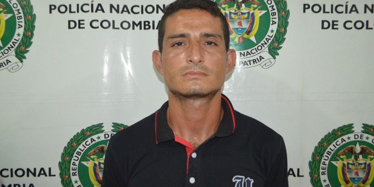 Sujeto requerido por las autoridades fue capturado por lesiones personales