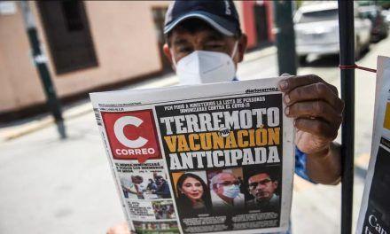 'Vacunagate' en Perú: poderosos se vacunaron en secreto con artimañas