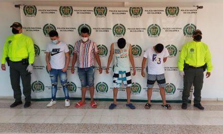 """Desarticulan banda criminal """"Santa Chava"""" en Neiva"""