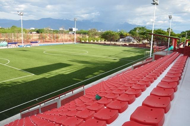 Apertura de nuevos escenarios deportivos en Neiva