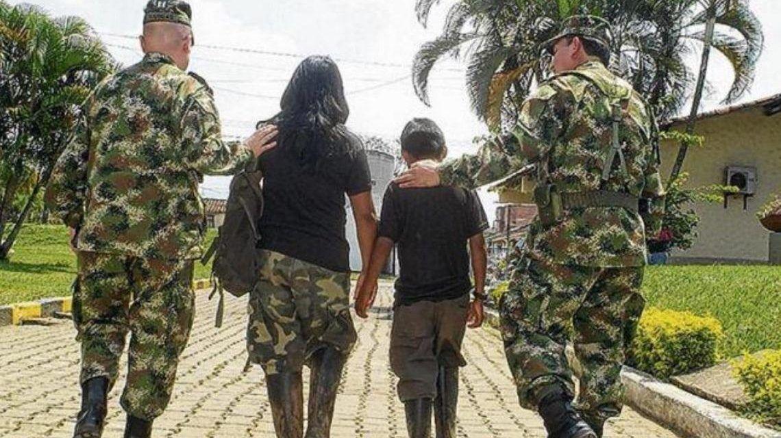 ICBF interpone denuncias colectivas por reclutamiento de menores