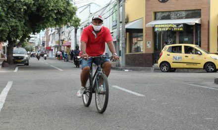 Este jueves será el primer día del año sin carro y sin moto en Neiva