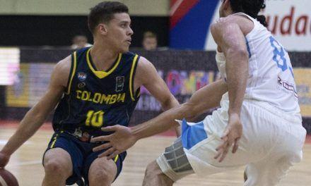 Triunfo histórico de Colombia en baloncesto