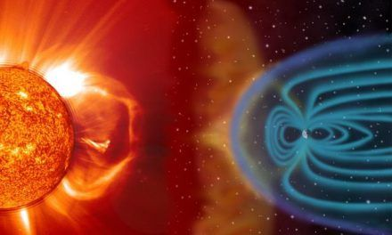 Una tormenta solar golpearía, sin riesgo, a la Tierra esta semana