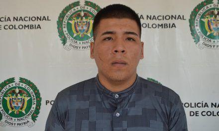"""Capturado alias """"Totoy"""": reconocido delincuente por hurto agravado en Neiva"""