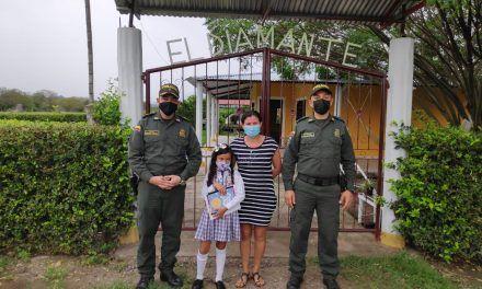 Garzón certificó a 140 niños en la prevención de consumo de alucinógenos