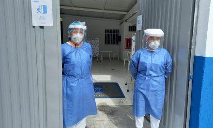 ESE Carmen Emilia O. se alista para iniciar segundo proceso de vacunación contra Covid