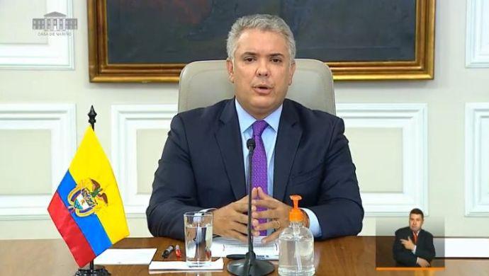 Iván Duque aclara que el Amazonas sí recibirá vacunas contra la COVID-19