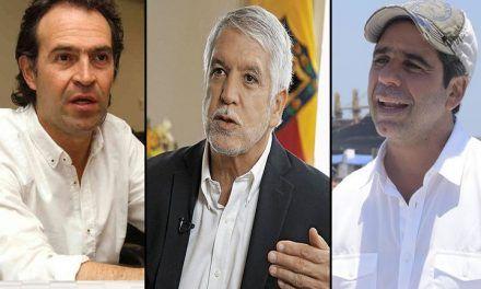 Peñalosa, Federico Gutiérrez y Alejandro Char se reunirían para analizar panorama político de las elecciones 2022