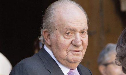 La Casa Real niega que el Rey Juan Carlos esté enfermo