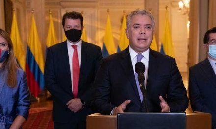 Duque anunció la llegada a Colombia de las primeras 50 mil vacunas de Pfizer