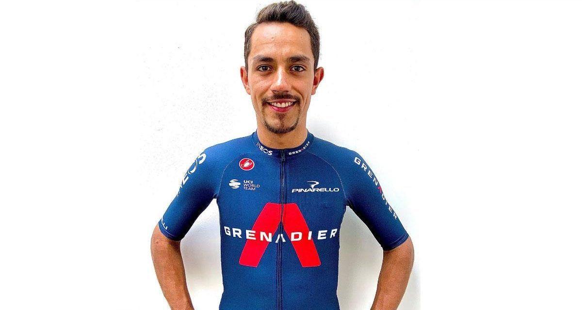 Excelente etapa de Daniel Martinez en el UAE Tour