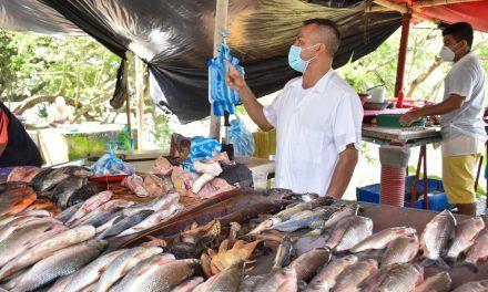 Comercio de pescado, una tradición familiar