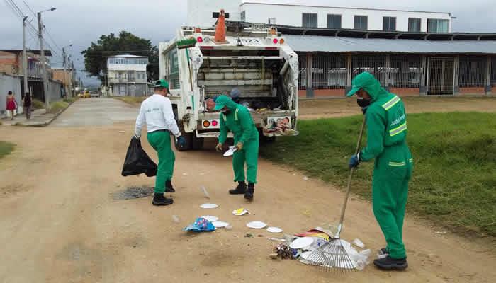Ciudad Limpia no descarta que haya errores en la facturación del servicio de aseo.