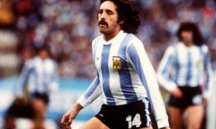 Murió Leopoldo Jacinto Luque, campeón del mundo con Argentina en el 78