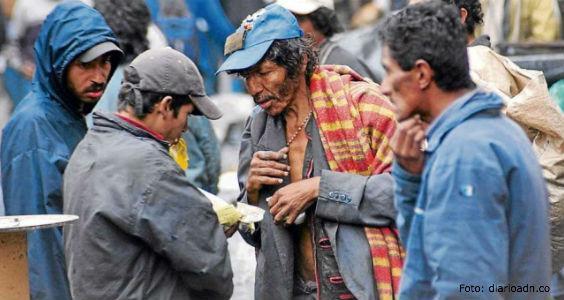 Denuncian «exterminio urbano» de habitantes de calle en Bogotá, Cali y Medellín