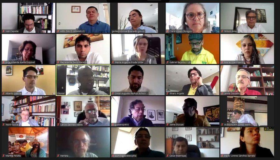 Izquierda colombiana presenta «Pacto Histórico» para las próximas elecciones