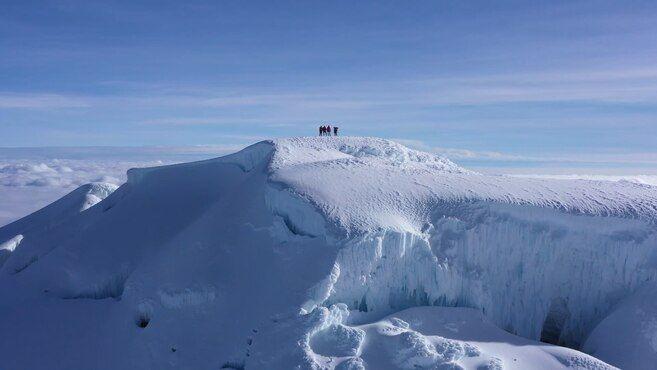 El ascenso soñado: La conquista del Nevado del Huila
