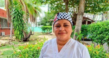 Enfermera en Sincelejo: primera en la lista de vacunación contra covid