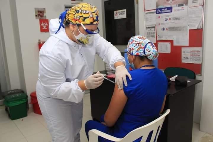En los municipios del Huila ya están las 4.426 dosis de CoronaVac