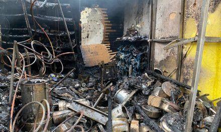 Pérdidas incalculables dejó incendio en Pitalito