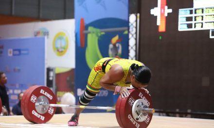 Mindeporte no apoyará económicamente el clasificatorio de pesas a los Juegos Olímpicos de Tokio