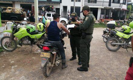 Durante el fin de semana fueron capturadas 39 personas en el Huila