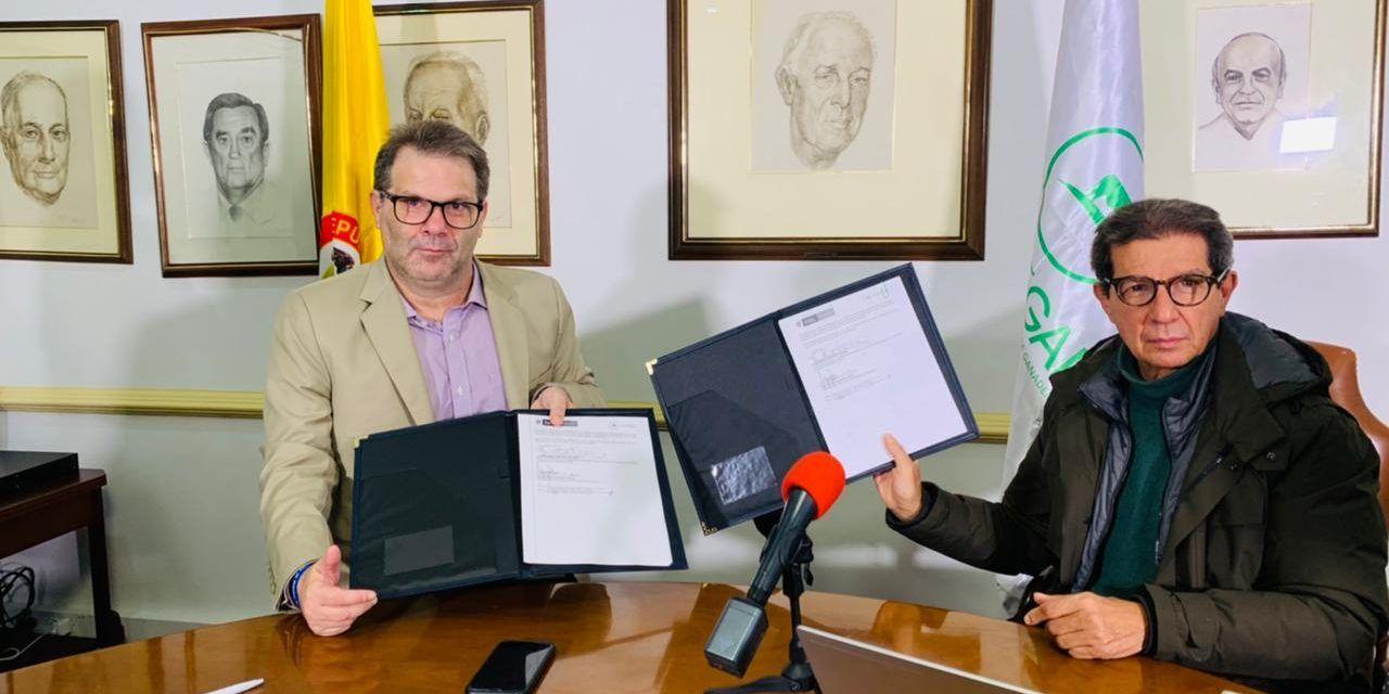 MinAgricultura y Fedegán firman memorando de entendimiento para potenciar la comercialización por Contrato