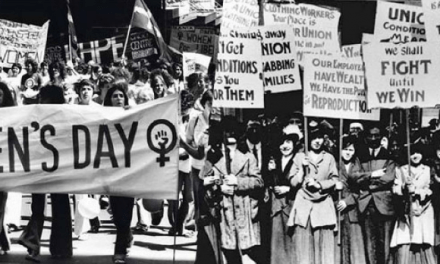 ¿Por qué se celebra el Día Internacional de la Mujer?