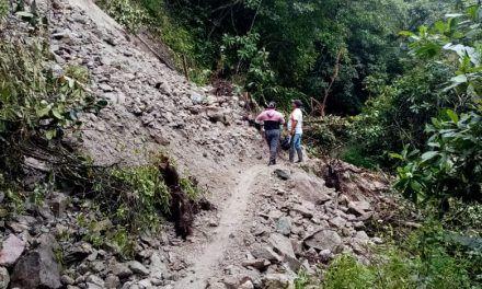 Más de 1.690 personas damnificadas dejan fuertes lluvias en el Huila
