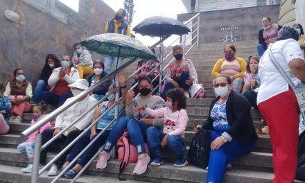 El 'drama' de las barrenderas en Pitalito